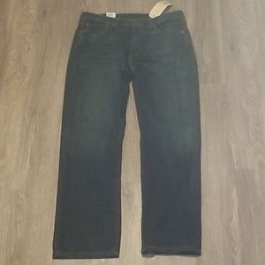 Levi's men's denim jeans